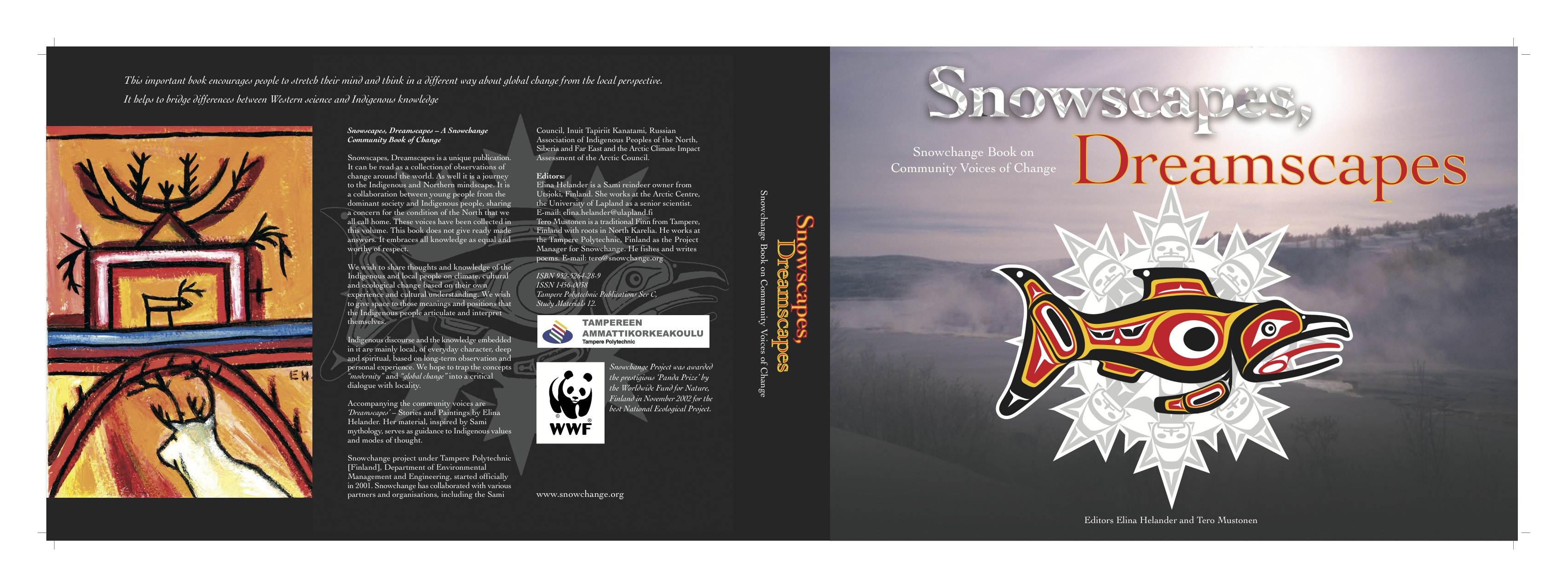 Snowscapes Cover, 2004