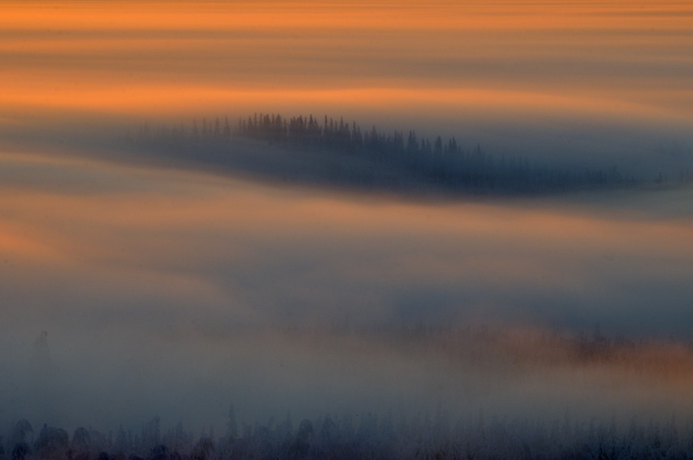 Mists of Karelia. Matti Pihlatie, 2014