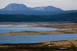 Impact of reservoirs on the Luleå watershed, Sweden. Carl-Johan Utsi, 2016.