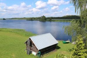 Koitajoki, a river and a new oral history project for 2017 in North Karelia.