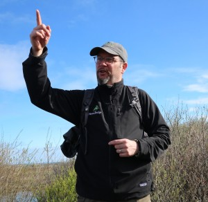 Ecologist Jeff Duda