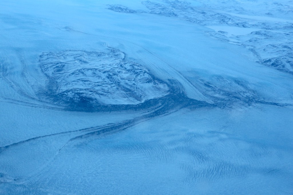Greenland is melting. Snowchange, 2020