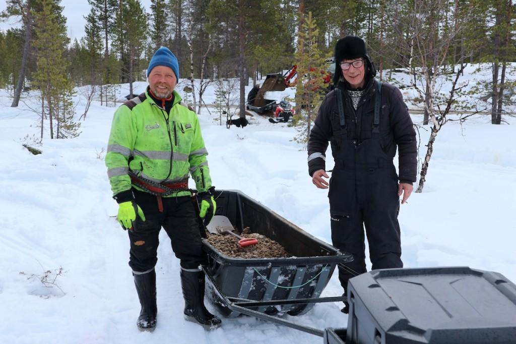 Juha and Risto