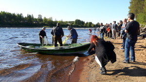 Festival of the Northern Fishing Traditions was a success in Tornio.
