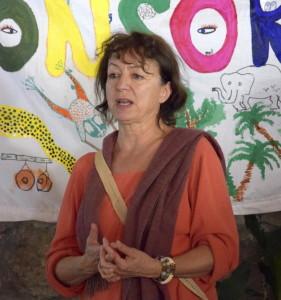 Executive Sec. of the ICCA Consortium Grazia Feyerabend