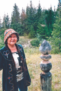 Galina Varlamova, Evenki knowledge holder who passed in 2018 was one of the co-researchers for the paper.