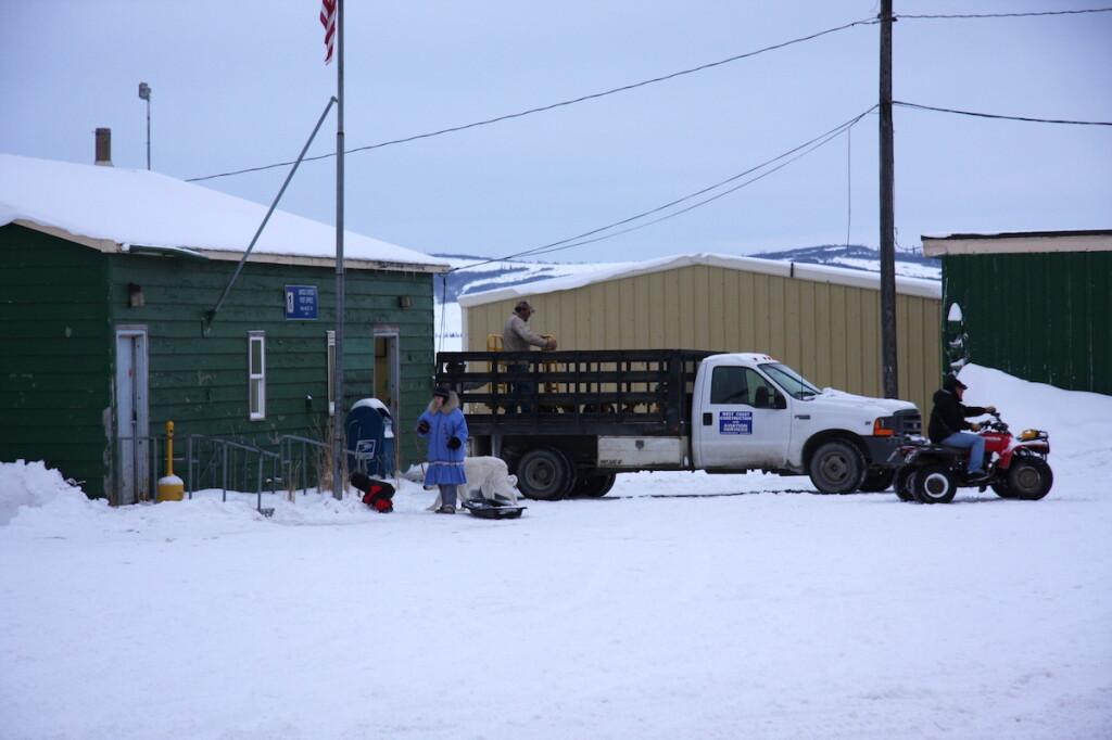 General Store of Unalakleet, November 2008, Snowchange